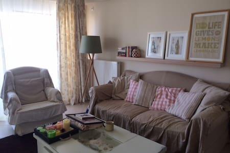 Cosy apartment, in Athens suburbs 5klm from sea - Markopoulo Mesogeas - Appartement
