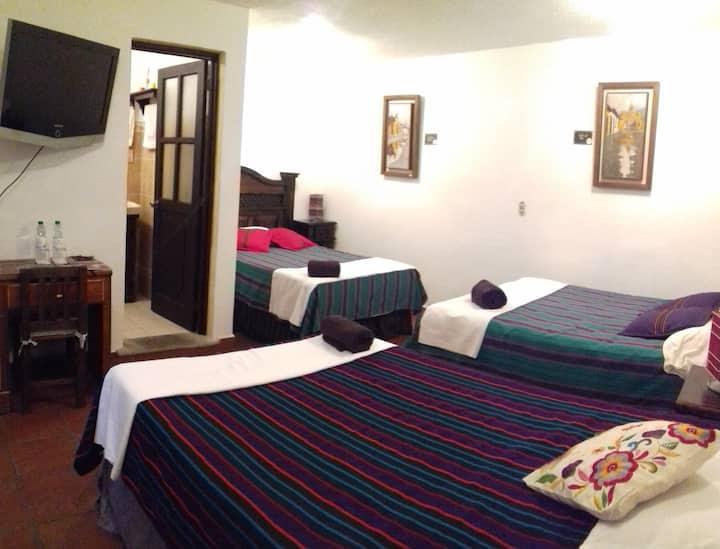 habitación el Ebanista