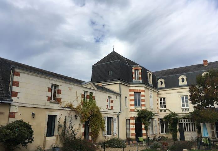 Chambres d'hôtes centre ville de La Flèche