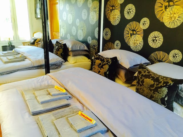 2 Privé Bed & Breakfast in Vines.