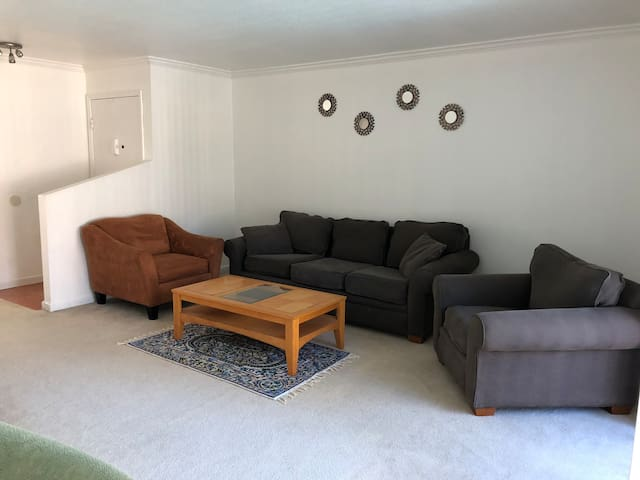Furnished Private Room in San Ramon