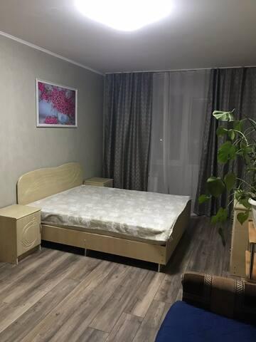 Однокомнатная квартира на проспекте Победы