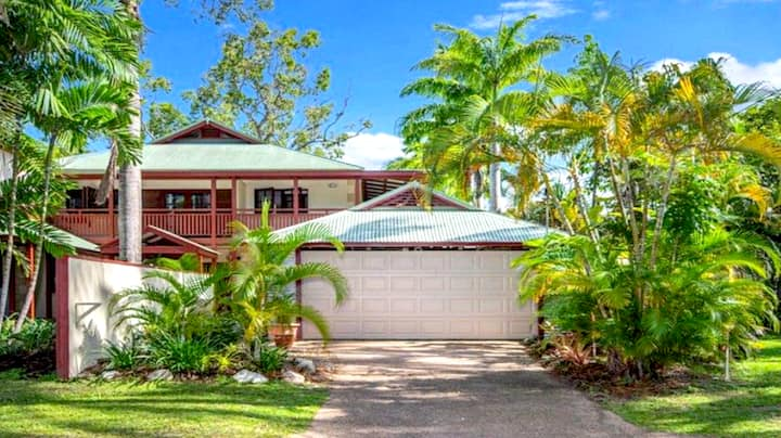 SPACIOUS Pool-Beach Villa - PORT DOUGLAS