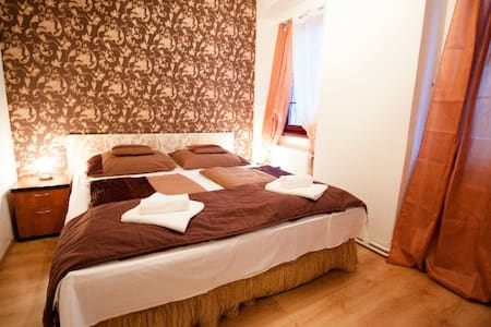 Comfortable double room in the city - Písek