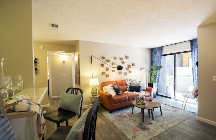 Live + Work + Stay + Easy | 1BR in Tucson