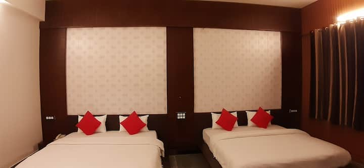 Mount spa family room 4 pax