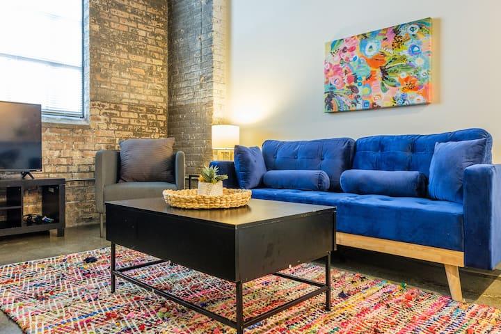 Comfortable Milwaukee Studio Apt