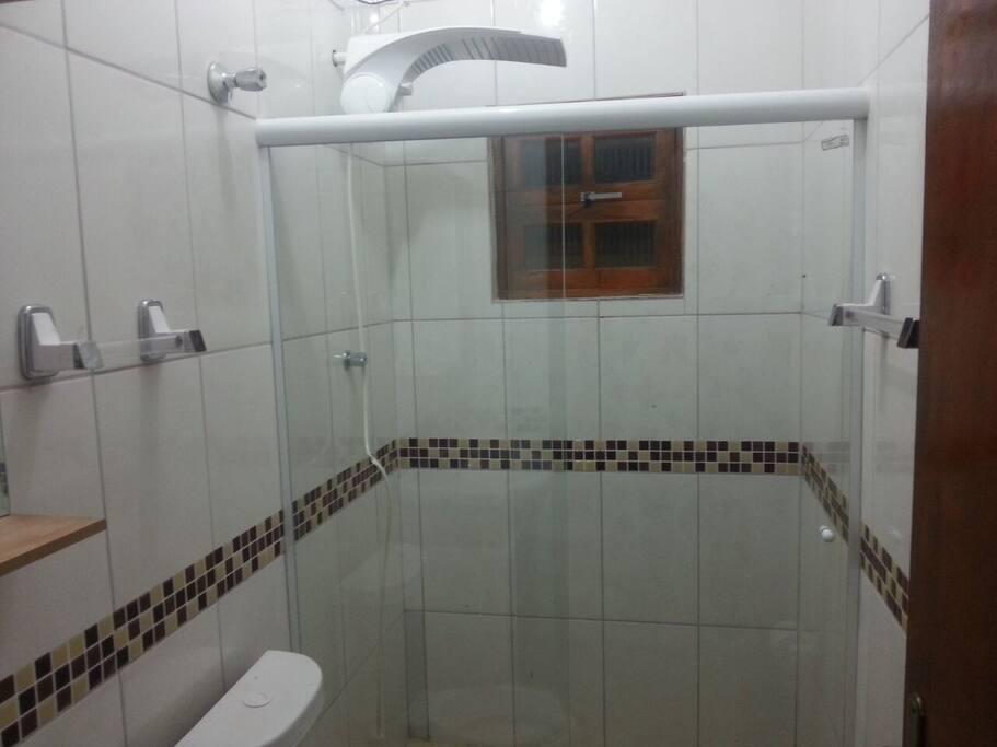 Banheiro Suíte.