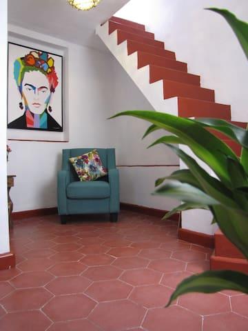Encantadora casa en Centro Histórico de Guanajuato