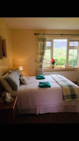 Quiet Cosy Private Suite, sleeps two,8KLMs -Dingle