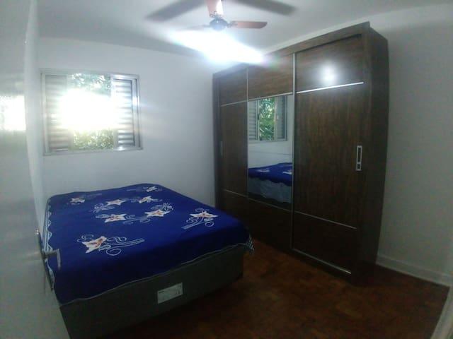 Room quiet near the Vila Madalena/Pq Villa Lobos
