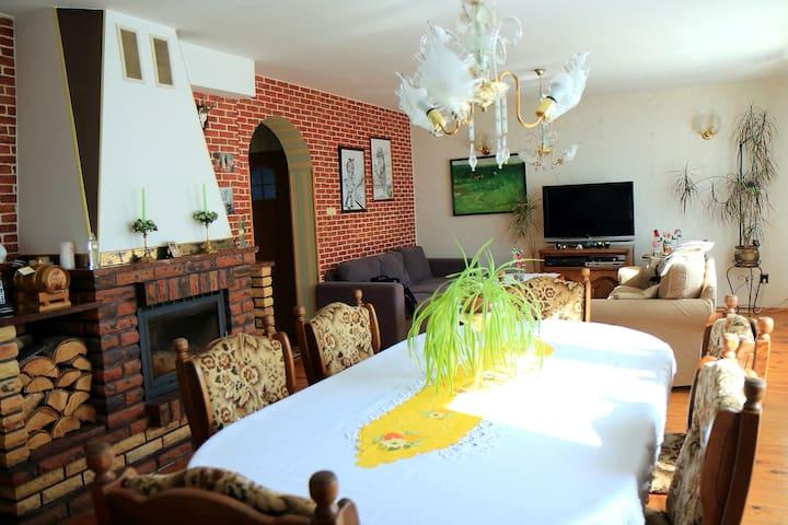 Szulińscy House