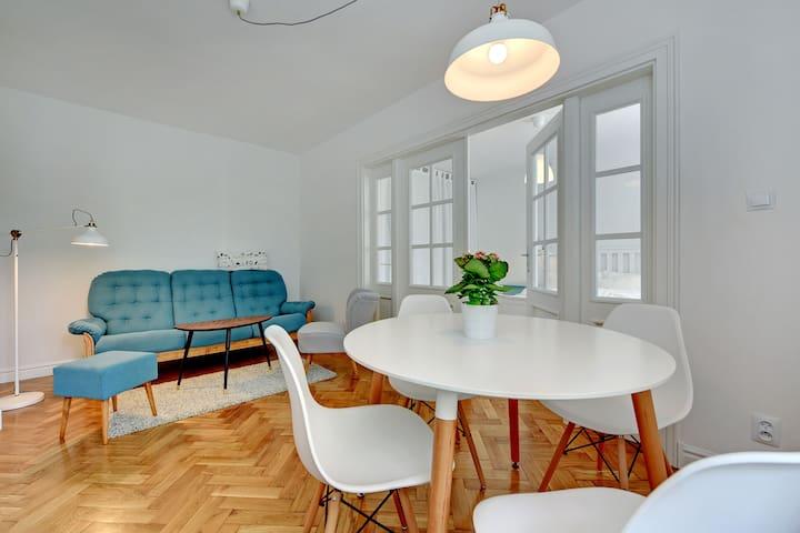 White 46. Gdynia Śródmieście - Gdynia - Apartamento