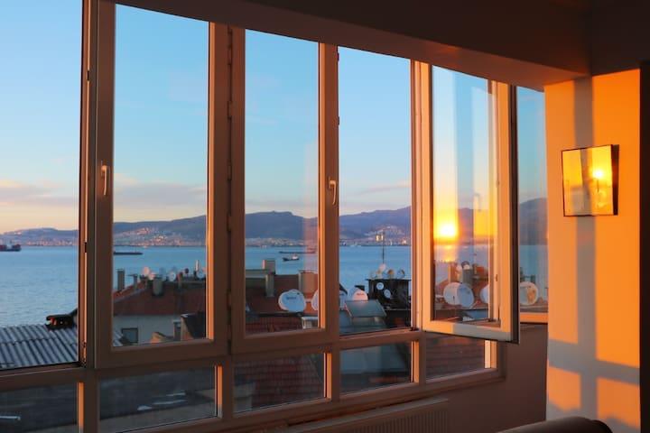 Best View Of İzmir Gulf/City