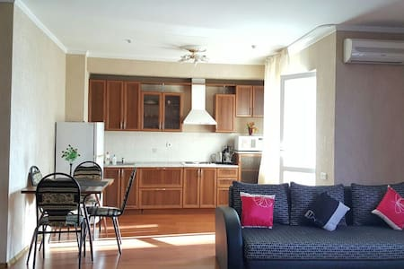 Awesome apartment in the best area of Almaty - Almaty