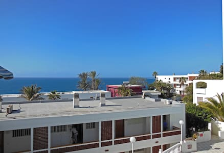 Bright Apartment w/ Ocean View, close to the beach - Appartement