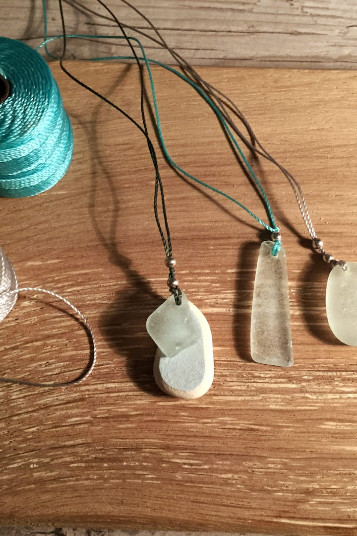 A few pendants