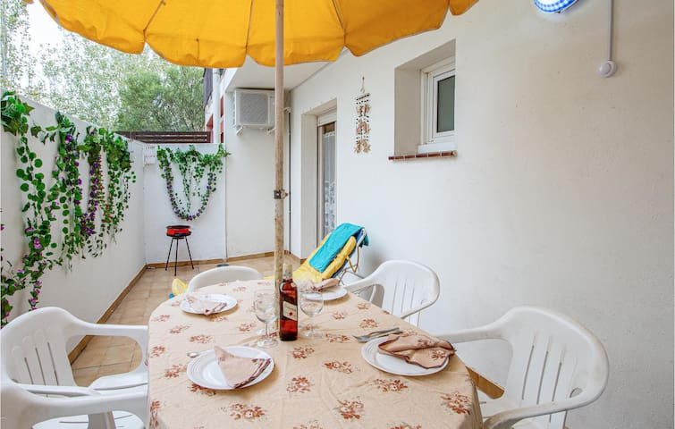 Holiday apartment with 1 bedroom on 47m² in Sant Antoni de Calonge