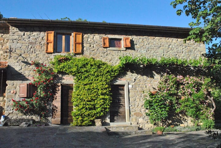Lovely countryside house in Tuscany