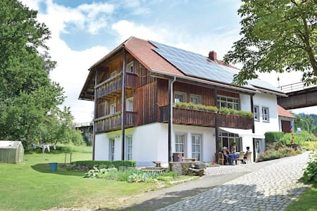 Holiday apartment with 3 bedrooms on 88m² in Waldmünchen