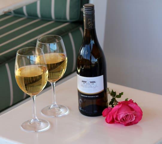 Portuguese Style Wines produced at Orange Grove Farm.