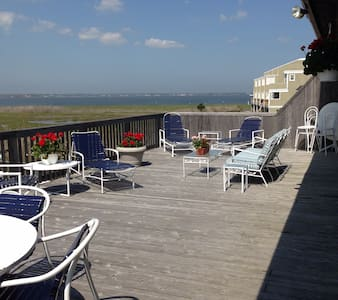 WESTHAMPTON/DUNE ROAD: BREATHTAKING BAYSIDE VIEWS - Maison