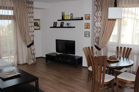 Designer Apartment with City Views - Plovdiv - Byt