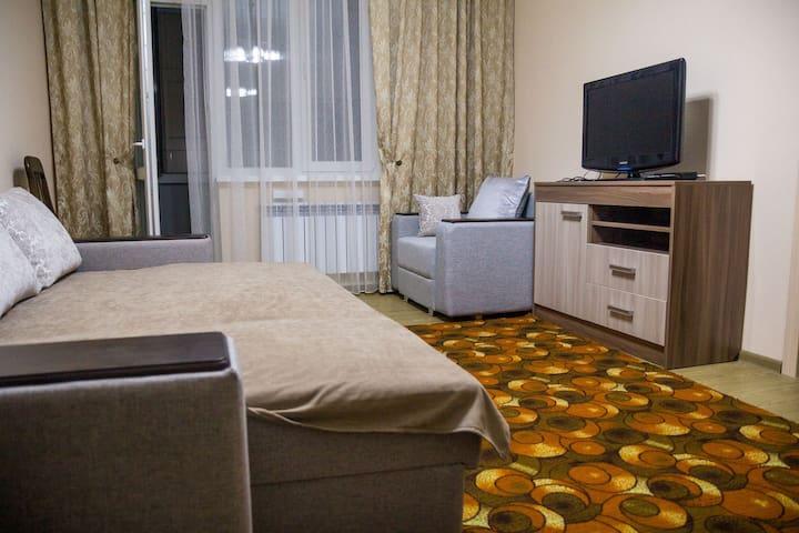 EXPO2017,Astana,Kazakhstan,Mega Silk Way,Apartment