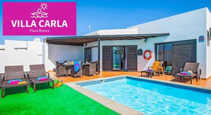 Villa Carla fun family