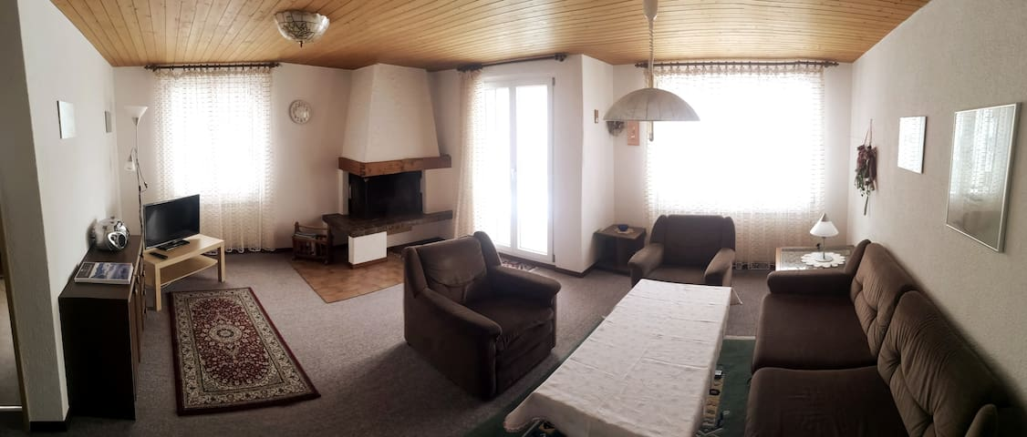 2,5 room apartment very close to the ski lift !