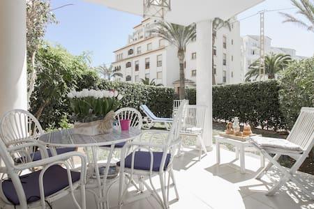 Planta baja con jardín privado! - Apartment