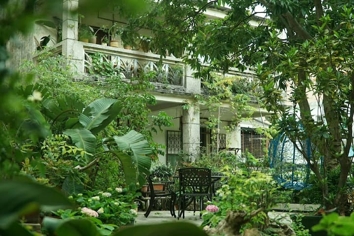 禾庭私人咖啡小花园(单人房)