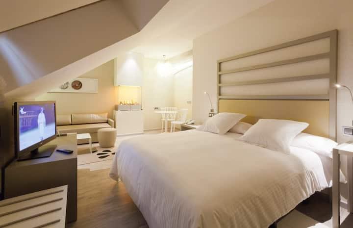 Princesa Munia Hotel&Spa - Suite (Matrimonial) - Tarifa estandar