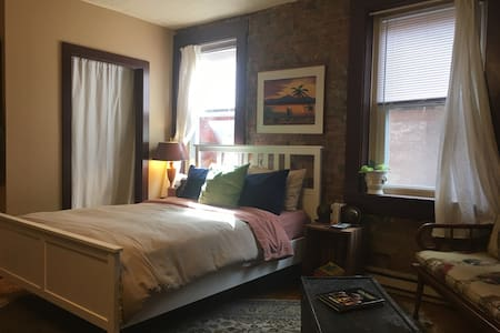 OTR Studio Apt W/Courtyard - Cincinnati - Appartement