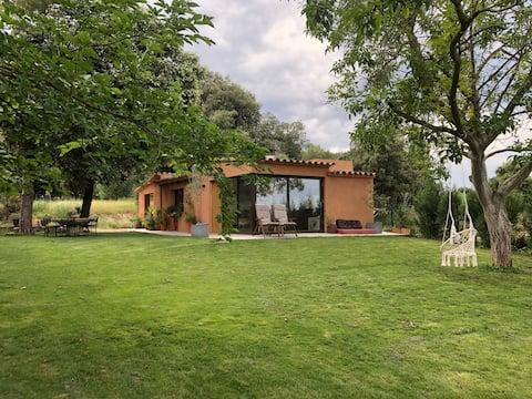 Empordanet cottage met grote buitentuin