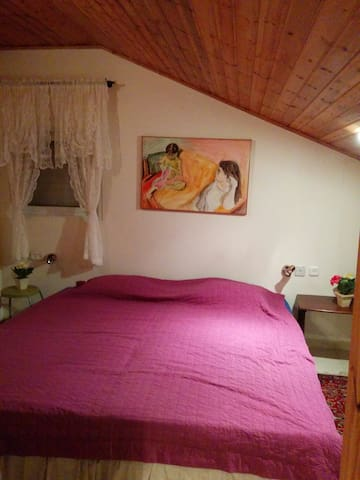 Charming B & B full of warmth and love - Kfar Yona - Apartamento