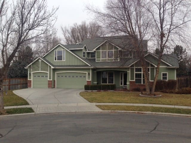 Spacious and Relaxing home in beautiful Eagle