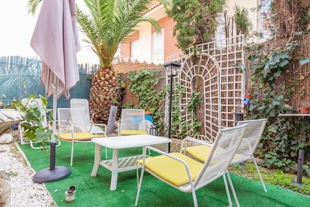 Habitación privada con baño privado - Numancia - House