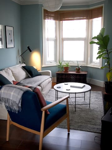 Lovely Victorian End Terrace House in East London - Londres - Casa