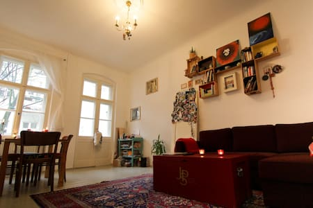 Central, clean and cozy :) - Berlin - Apartment