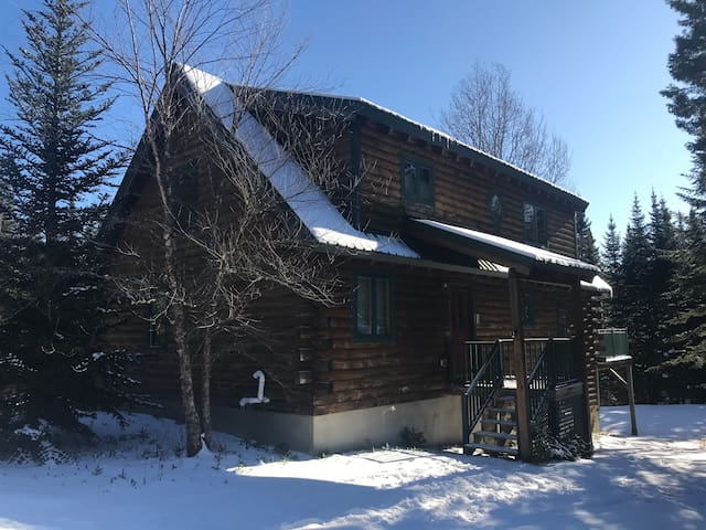 Secluded Cabin with 2 Bedrooms and Loft