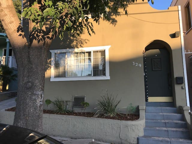 2 story townhouse in the heart of Highland Park