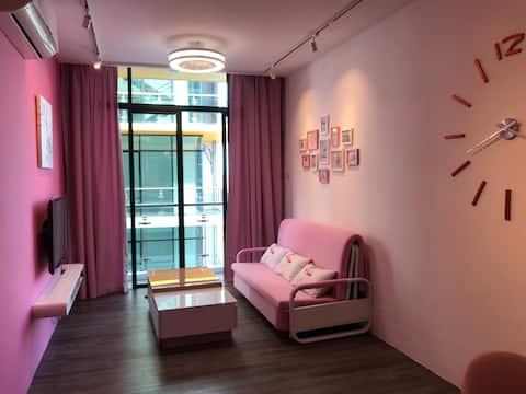 Kuching Hk square apartment