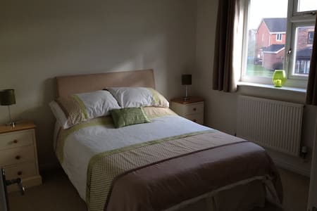 Double Room in Poulton, Lancashire - House