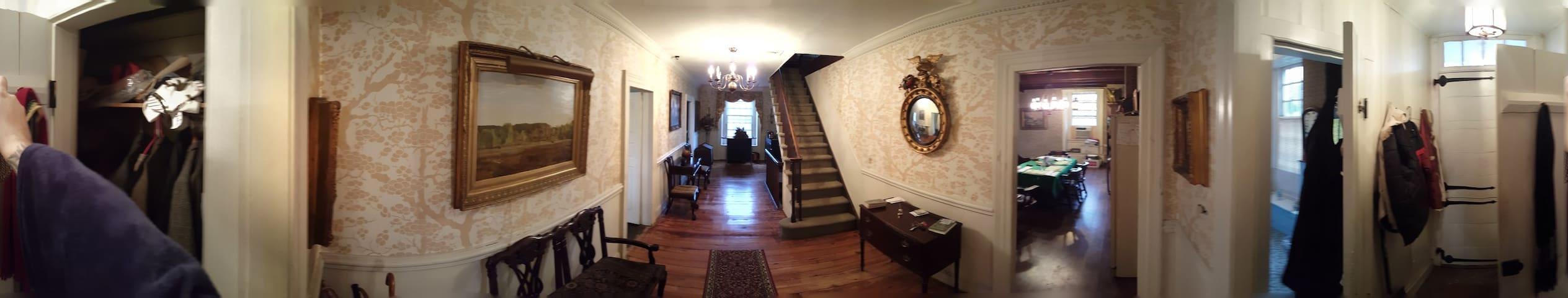 Historic Zabriskie Kipp Cadmus House - Teaneck - Andet