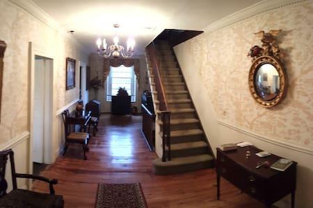 Historic Zabriskie Kipp Cadmus House - Teaneck