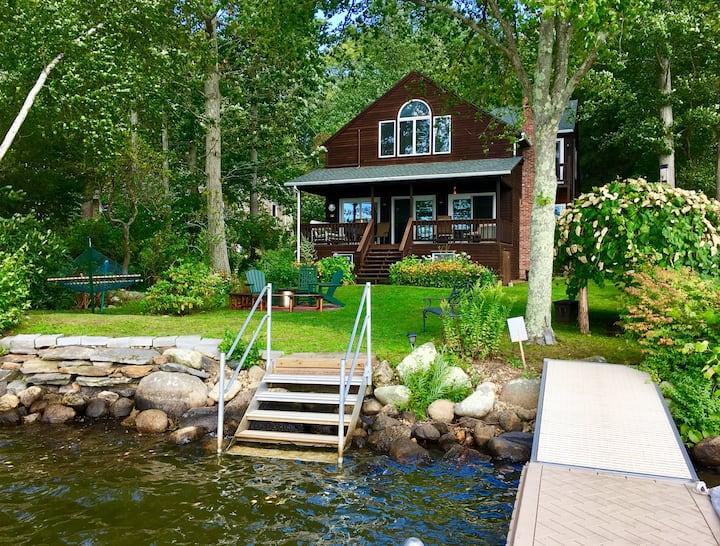 Lake House Retreat_WiFi_Fireplace_Kid & Baby Fun