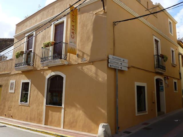 Ca la Florinda Grup Cal Jafra Turismo rural