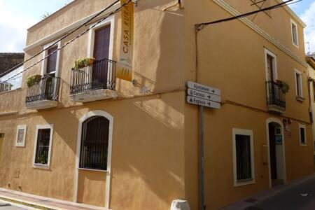 Ca la Florinda Grup Cal Jafra Turismo rural - Bellvei - Casa