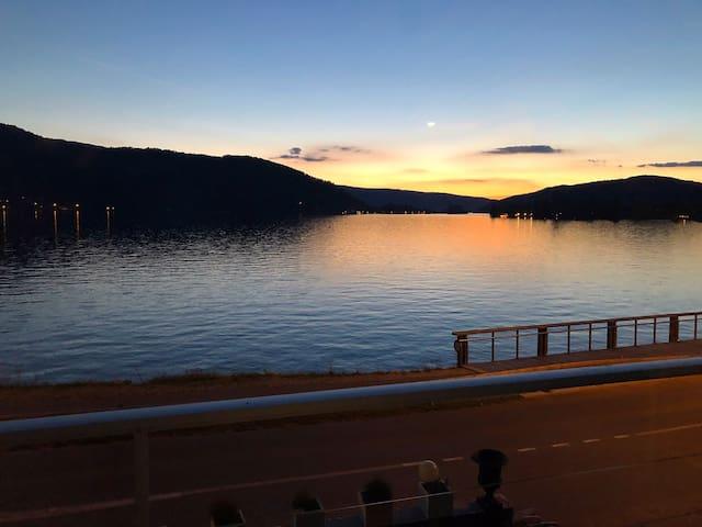 Appartement au bord du lac d'Annecy